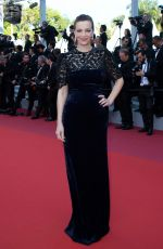CELINE SALLETTE at 72nd Annual Cannes Film Festival Closing Ceremony 05/25/2019