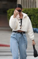 CHANTEL JEFFIRES and CINDY KIMBERLY Out for Lunch in West Hollywood 05/08/2019