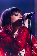 CHARLI XCX Performs at BBC Radio 1 Big Weekend in Middlesborough 05/25/2019