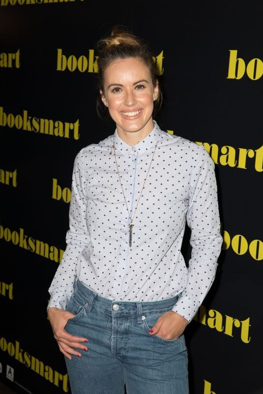 CHARLIE WEBSTER at Booksmart Gala Screening in London 05/07/2019