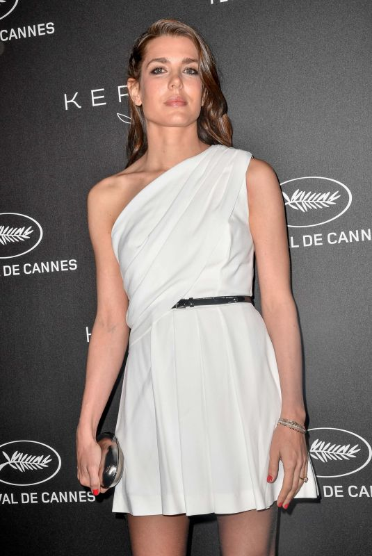 CHARLOTTE CASIRAGHI at Kering Women in Motion Awards at Cannes Film Festival 05/19/2019