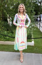 CHARLOTTE HAWKINS at RHS Chelsea Flower Show 2019 in London 05/20/2019