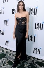 CHARLOTTE LAWRENCE at 2019 BMI Pop Awards in Beverly Hills 05/14/2019