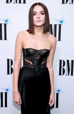CHARLOTTE LAWRENCE at BMI Pop Awards 05/14/2019
