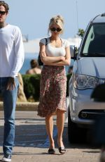CHARLOTTE MCKINNEY Leaves Nobu in Malibu 05/12/2019