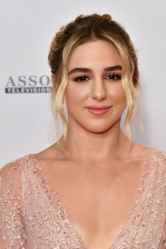 CHLOE LUKASIAK at Race to Erase MS Gala in Beverly Hills 05/10/2019