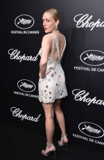 CHLOE SEVIGNY at Official Trophee Chopard Dinner at Cannes Film Festival 05/20/2019
