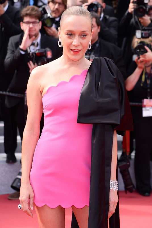 CHLOE SEVIGNY at Once Upon a Time in Hollywood Screening at Cannes Film Festival 05/21/2019