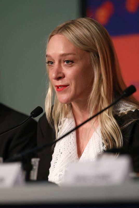 CHLOE SEVIGNY at The Dead Don't Die Press Conference in Cannes 05/15/2019