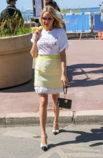 CHLOE SEVIGNY Out on Croisette at Cannes Film Festival 05/16/2019