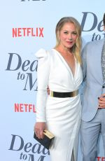 CHRISTINA APPLEGATE and LINDA CARDELLINI at Dead to Me Premiere in Santa Monica 05/02/2019