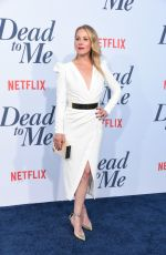CHRISTINA APPLEGATE at Dead to Me Show Premiere in Los Angeles 05/02/2019