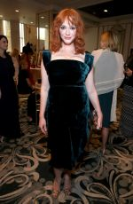 CHRISTINA HENDRICKS at 2019 Gracie Awards in Beverly Hills 05/21/2019