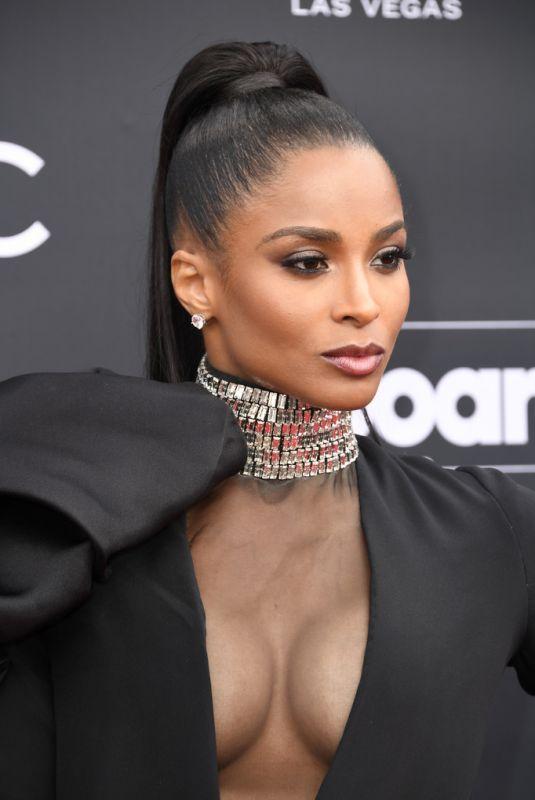CIARA at 2019 Billboard Music Awards in Las Vegas 05/01/2019