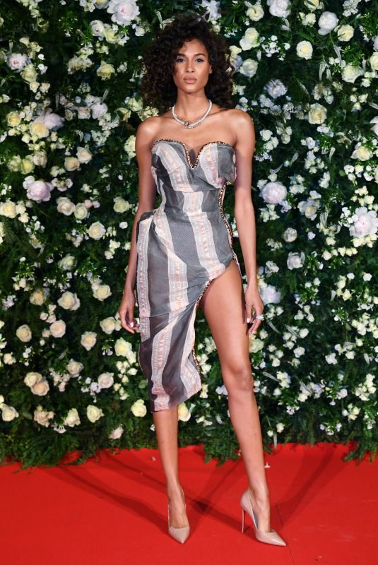 CINDY BRUNA at Charles Finch Filmmakers Dinner in Cannes 05/17/2019