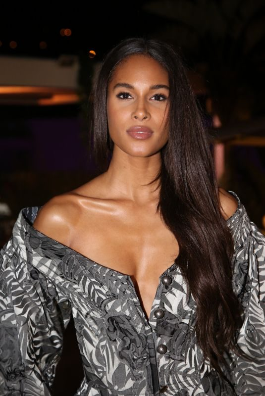 CINDY BRUNA at Conscious Creative Dinner in Cannes 05/20/2019