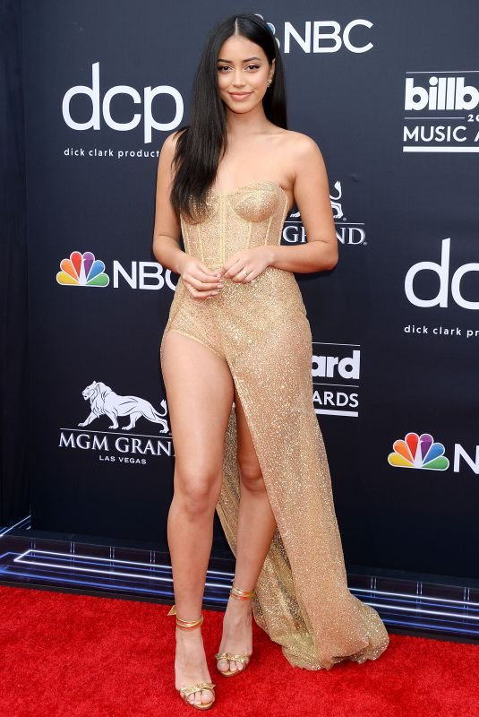CINDY KIMBERLY at 2019 Billboard Music Awards in Las Vegas 05/01/2019