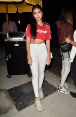 CINDY KIMBERLY at Dog Pound Gym Opening in West Hollywood 05/09/2019