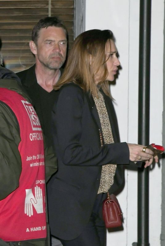 CLAIRE FORLANI at Groucho Club in London 05/03/2019