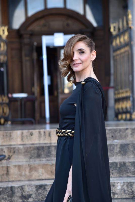 CLOTILDE COURAU at 350th Anniversary of Opera Garnier in Paris 05/08/20198