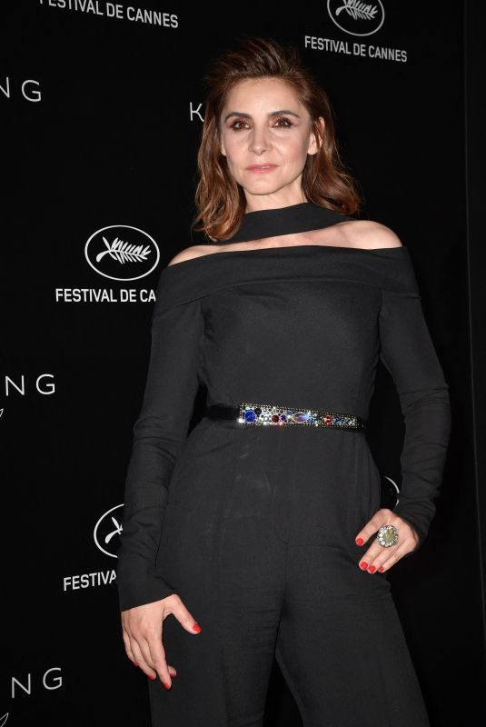 CLOTILDE COURAU at Kering Women in Motion Awards at Cannes Film Festival 05/19/2019