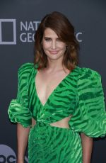 COBIE SMULDERS at ABC Walt Disney Television Upfront Presentation in New York 05/14/2019