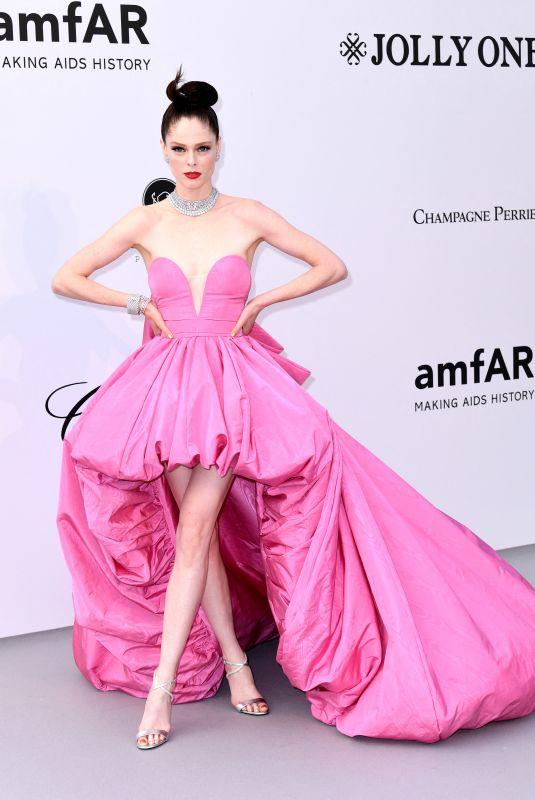 COCO ROCHA at Amfar Cannes Gala 2019 05/23/2019