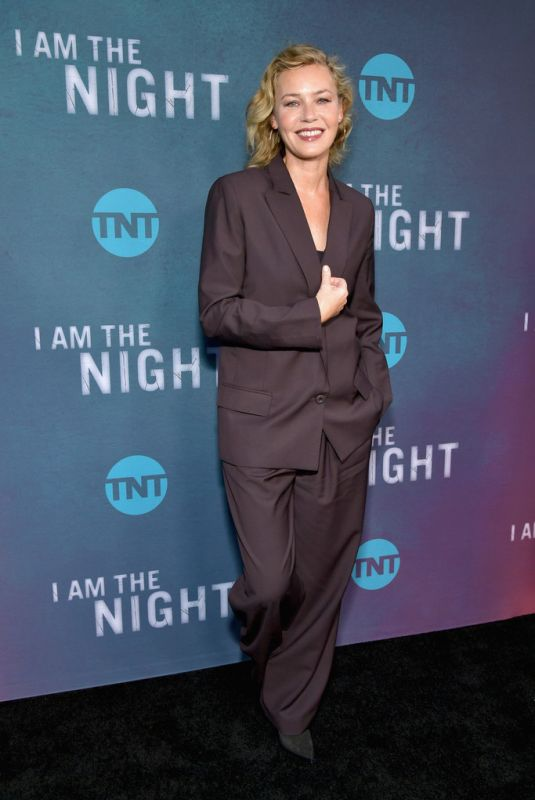 CONNIE NIELSEN at I Am the Night FYC Event in Hollywood 05/09/2019