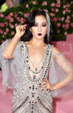 CONSTANCE WU at 2019 Met Gala in New York 05/06/2019