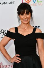 CONSTANCE ZIMMER at Race to Erase MS Gala in Beverly Hills 05/10/2019