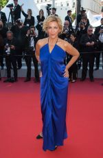 CORINNE TOUZET at The Traitor Screening at 72nd Annual Cannes Film Festival 05/23/2019