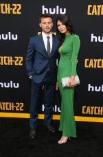 COURTNEY GRANT at Catch-22 Show Premiere in Los Angeles 05/07/2019