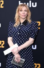 COURTNEY LOVE at Catch-22 Show Premiere in Los Angeles 05/07/2019