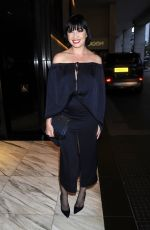 DAISY LOWE at Elite Models London 10 Year Anniversary Party in London 05/30/2019