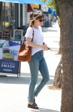 DAKOTA JOHNSON Out and About in Los Angeles 05/25/2019
