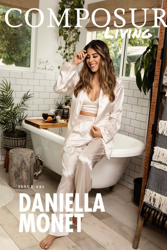 DANIELLA MONET for Composure Magazine, May 2019