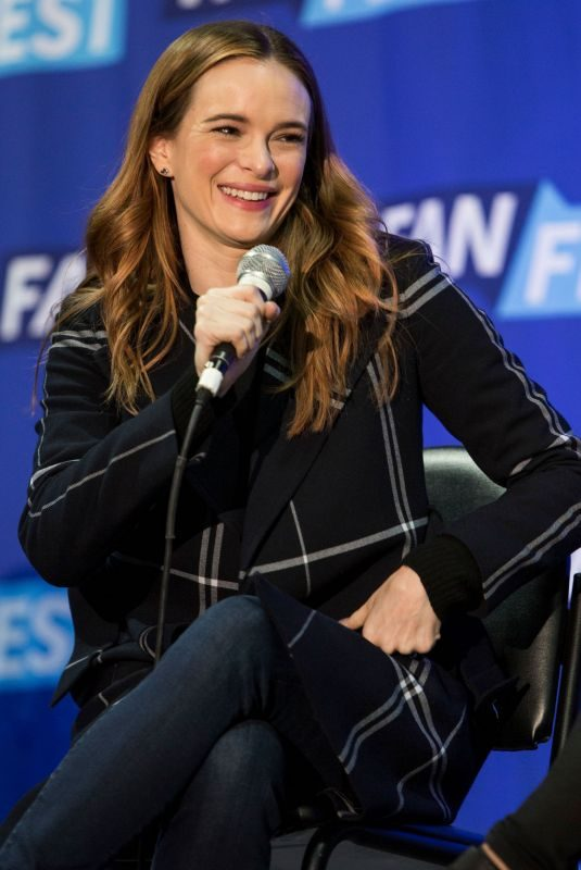 DANIELLE PANABAKER at Fan Fest in Chicago 04/20/2019