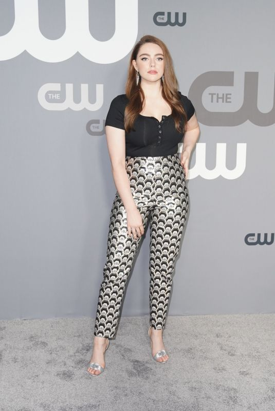 DANIELLE ROSSE RUSSELL at CW Network 2019 Upfronts in New York 05/16/2019