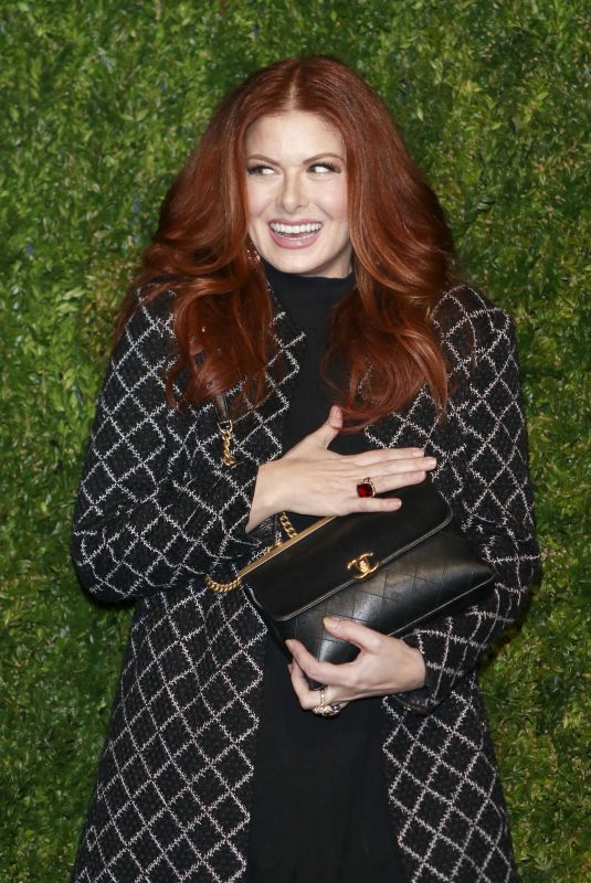 DEBRA MESSING at 14th Annual Tribeca Film Festival Artists Dinner Hosted by Chanel 04/29/2019