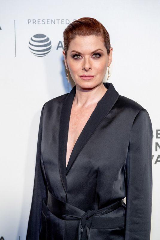 DEBRA MESSING at Awards Night at 2019 Tribeca Film Festival 05/02/2019
