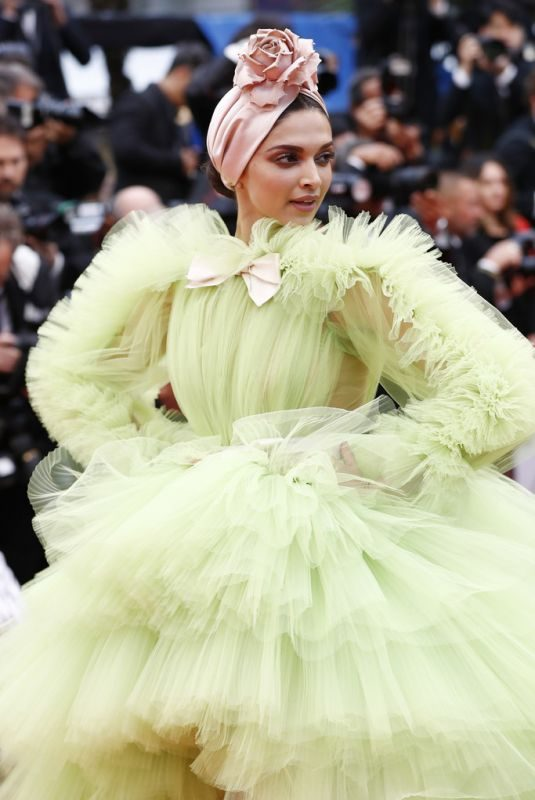 DEEPIKA PADUKONE at Pain and Glory Premiere at Cannes Film Festival 05/17/2019