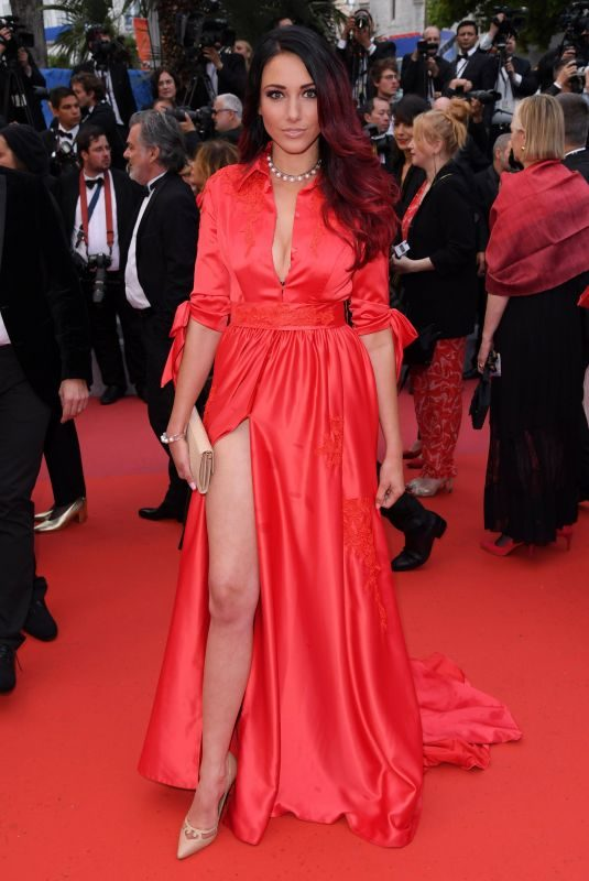 DELPHINE WESPISER at The Best Years of a Life Screening at Cannes Film Festival 05/18/2019