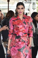 DIANA PENTY at Martinez Hotel in Cannes 05/18/2019