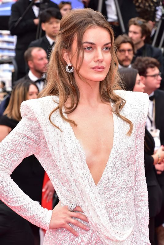 DILAN CICEK DENIZ at The Dead Don't Die Premiere and Opening Ceremony of the 72nd Cannes Film Festival 05/14/2019