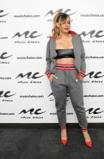 DINAH JANE at Music Choice in New York 05/13/2019