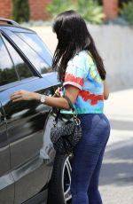 EIZA GONZALEZ Leaves a Salon in Los Angeles 05/06/2019
