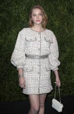 EKATERINA SAMSONOV at 14th Annual Tribeca Film Festival Artists Dinner Hosted by Chanel 04/29/2019