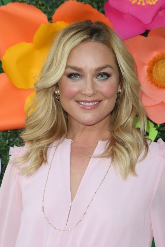 ELISABETH ROHM at Lifetime Summer Luau in Los Angeles 05/20/2019