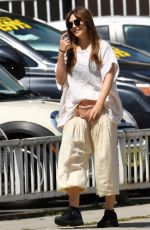 ELIZABETH OLSEN Out and About in Los Angeles 05/12/2019