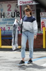 ELIZABETH OLSEN Out in Los Angeles 05/18/2019